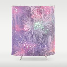 HAPPY NEW YEAR LIGHTS Shower Curtain