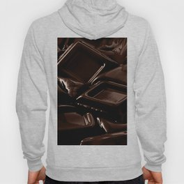 Mouth-melting Chocolate Hoody