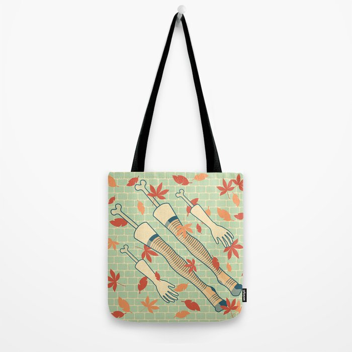 fall (in love) Tote Bag