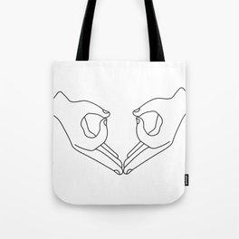 Uterus Gang Tote Bag