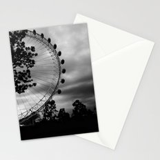 London Eye: Through The Trees Stationery Cards