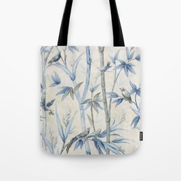 Old Style Graphic Pattern Tote Bag