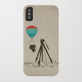 Supersize Cam Attraction iPhone Case