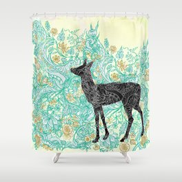 An Enchantment Shower Curtain