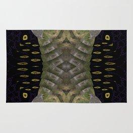Manifold Mandala Grotesque #3 Rug