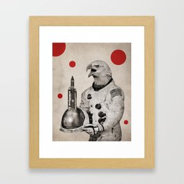 Anthropomorphic N°23 Framed Art Print