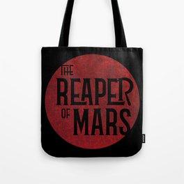 The Reaper of Mars Tote Bag