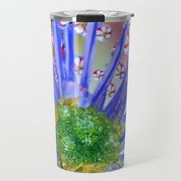 peppermint  petal puddles Travel Mug
