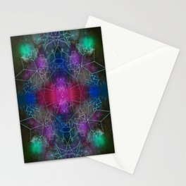 Space demolition Stationery Cards