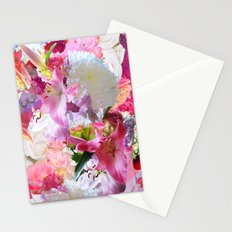 Lush Lilies Stationery Cards