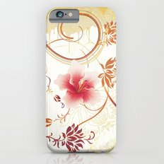 Vector Flowers VI - for iphone iPhone 6s Slim Case