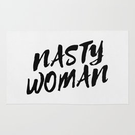 Nasty Woman II Rug