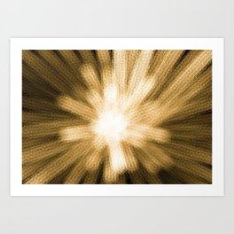 Spark2 Art Print