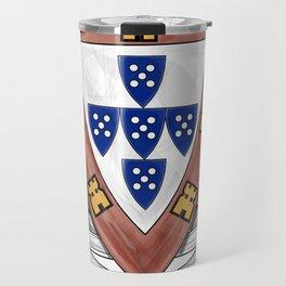 Old School Crest (Updated) Travel Mug