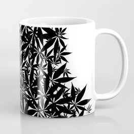 grass illusion Coffee Mug