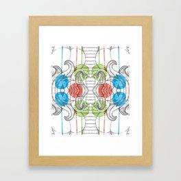 Ample Framed Art Print