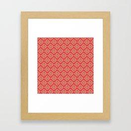 Poppy Kat Framed Art Print