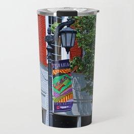 Sylvania Banner- horizontal Travel Mug