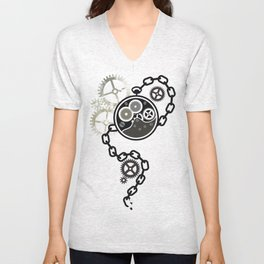 Pocketwatch Unisex V-Neck