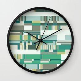 Debussy Little Shepherd (Greens) Wall Clock
