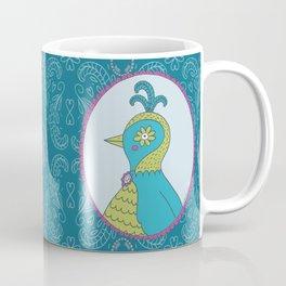 Ms. Abigail Quail Coffee Mug