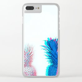 Hype Pineapple Clear iPhone Case