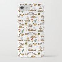 sydney iPhone & iPod Cases featuring Sydney by Jess Stewart-Croker