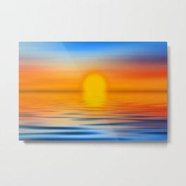 Sunset 57 Metal Print