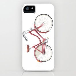 Vintage Bicycle iPhone Case