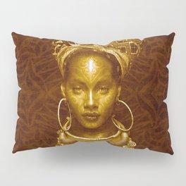 Afrofuturist style Pillow Sham