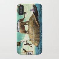 dali iPhone & iPod Cases featuring Dali  by Veronika
