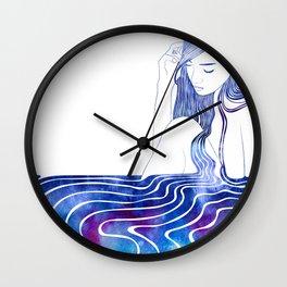 Nereid XVI Wall Clock