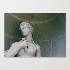 Stone Woman I Canvas Print