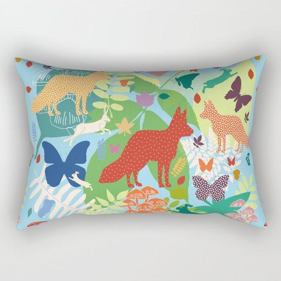 National Park Arrábida Rectangular Pillow