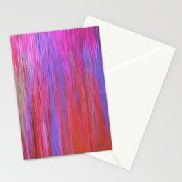 223 - Abstract colour texture design Stationery Cards