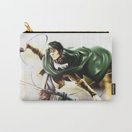 Levi attack of titan Carry-All Pouch