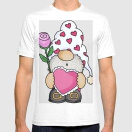 Romance the gnome T-shirt