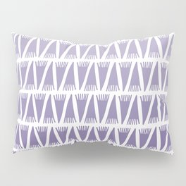 Tee Pee Gradient Ultra Violet Pillow Sham