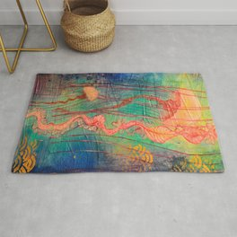 Jellyfish Bliss Rug