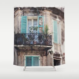 New Orleans - Close Your Eyes and Dream Shower Curtain