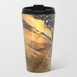 Globe20/For a round heart Travel Mug