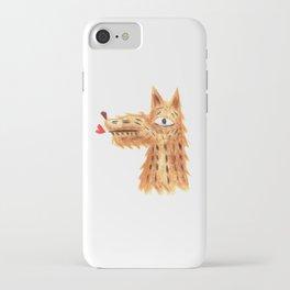 Der Hund iPhone Case