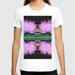 Double Symmetry Lonesome Flower T-shirt