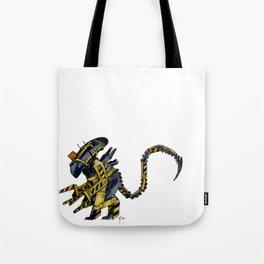 Cosplay Xenomorph - Aliens Work Loader Tote Bag