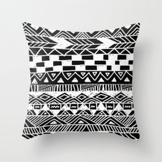 Tribal Tuesday Throw Pillow