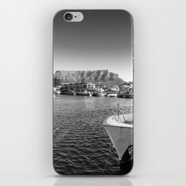 Victoria and Alfred Waterfront in Cape Town, South Africa iPhone Skin