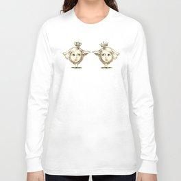 Siamese Queens Long Sleeve T-shirt