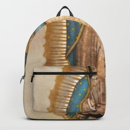 Virgin Guadalupe Backpack