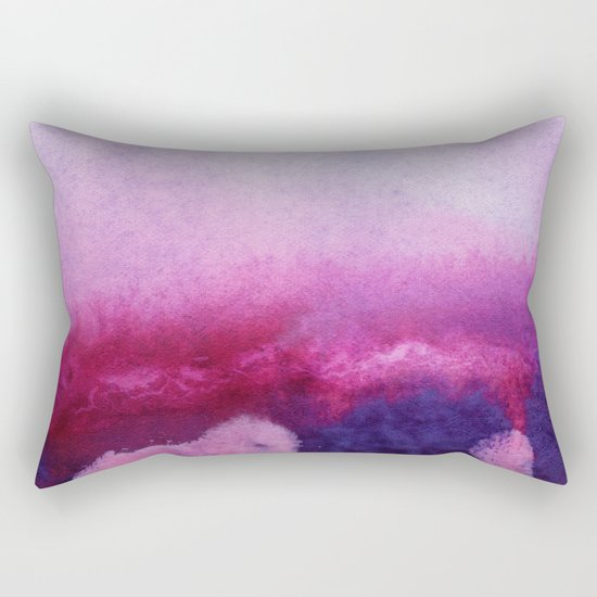 Abstract Landscape 94 Rectangular Pillow