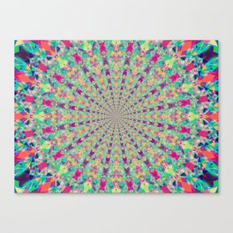 Colour Jackpot Canvas Print